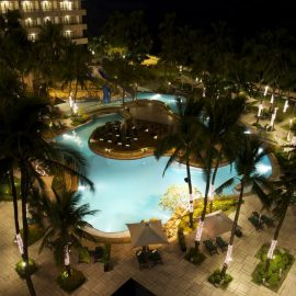 SOFITEL SWIMMING POOL x