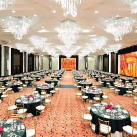 GRAND PLAZA BALLROOM GALA SET UP x