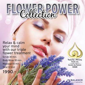 Flower Power Massage