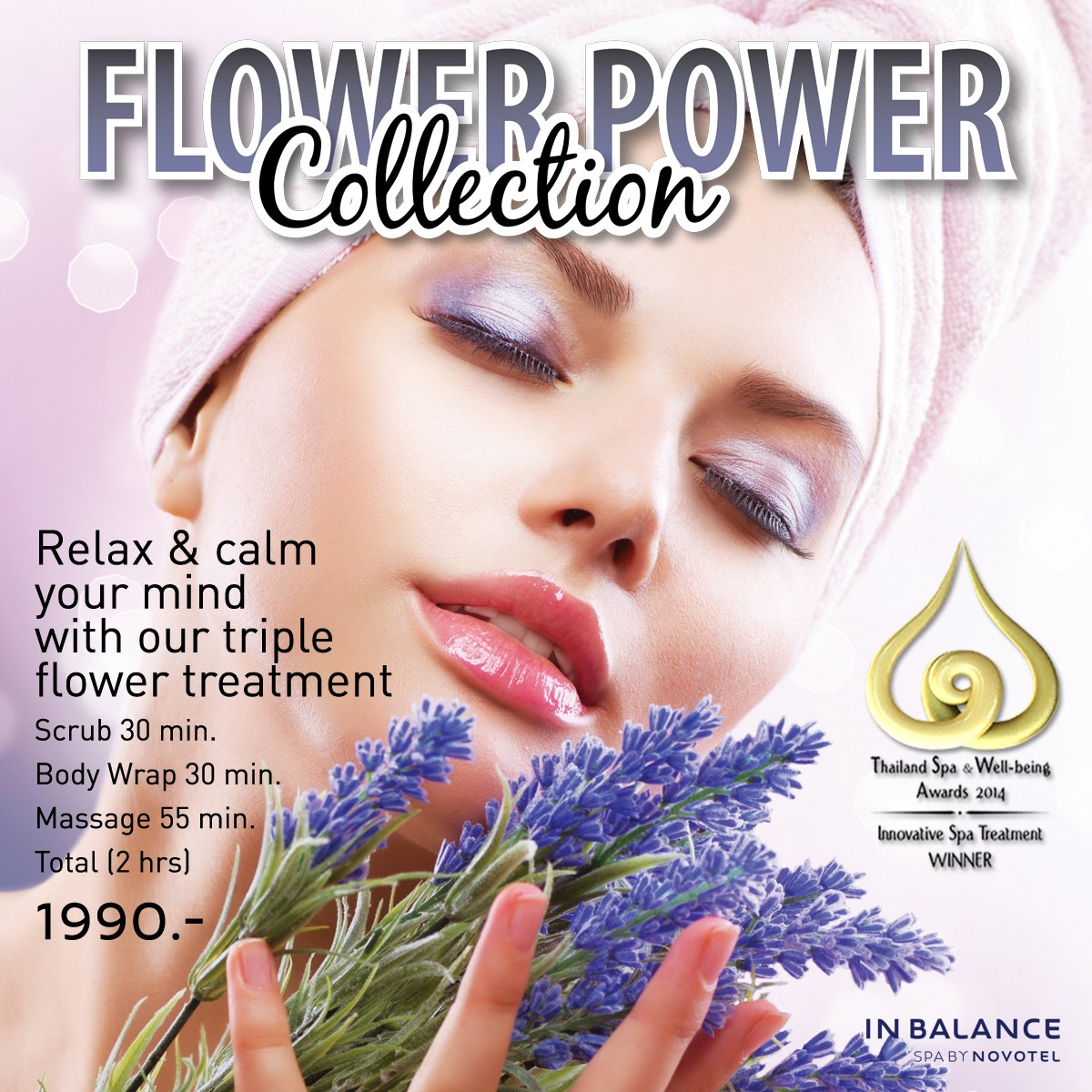 Flower Power Massage