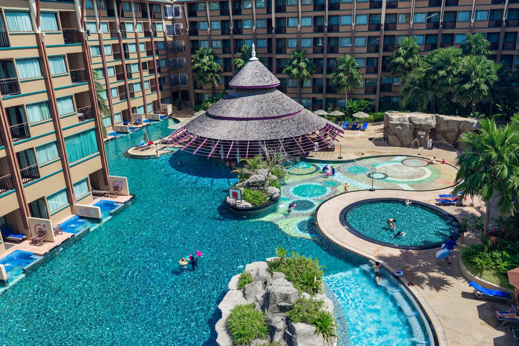 Biggest Pool In Patong