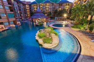 Novotel Phuket Vintage Park Biggest Pool In Patong