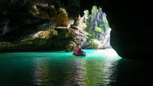 Phang Nga Canoe