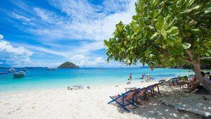 Racha and Coral Island
