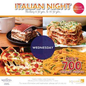 Novotel-Phuket-Vintage-Park-Best-Italian-Night