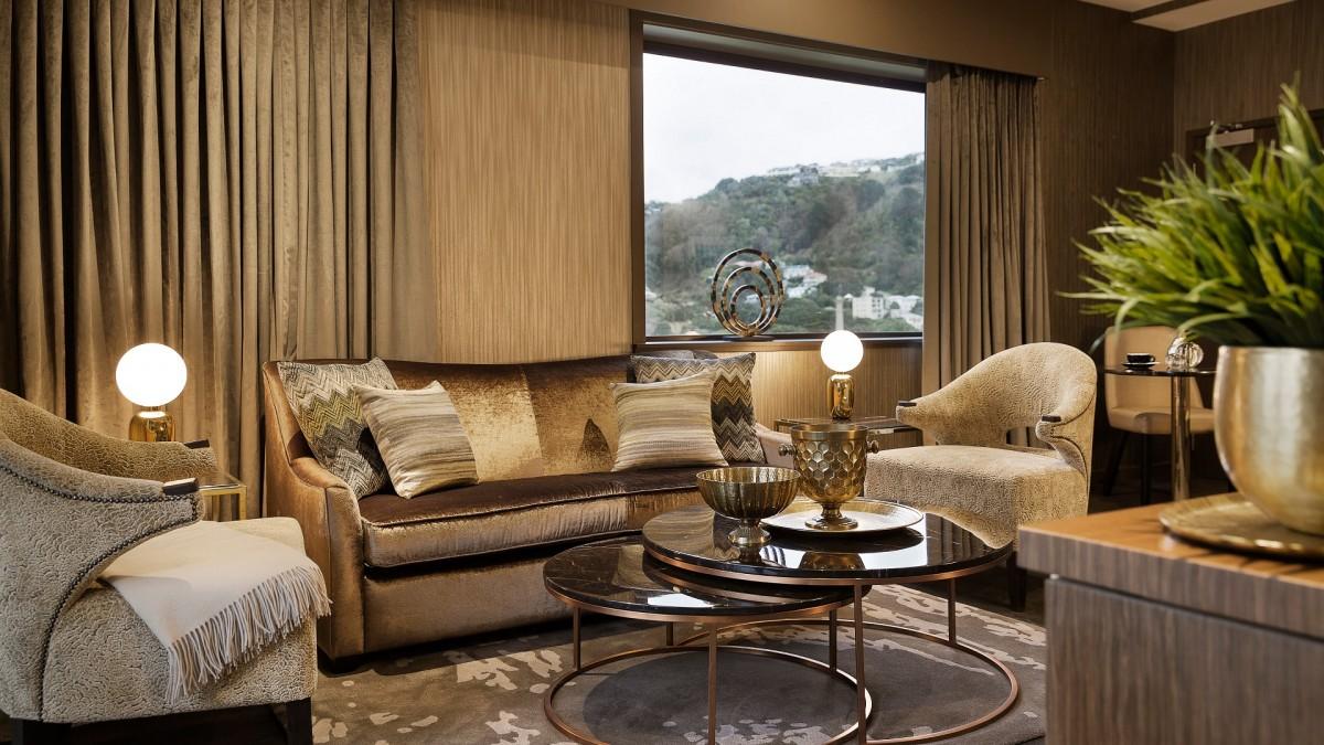 Sofitel Wellington - Prestige Suite