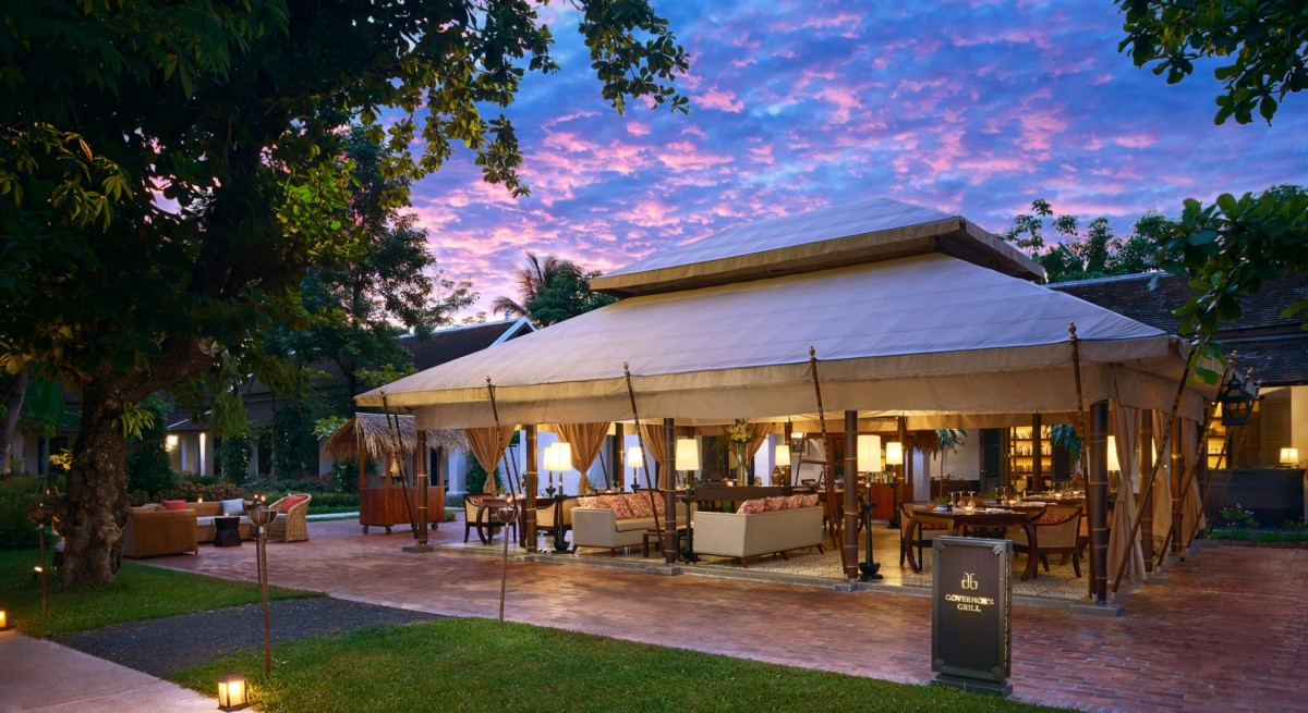 Fine dining luang prabang for Luang prabang luxury hotels