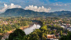 Luang prabang view photo