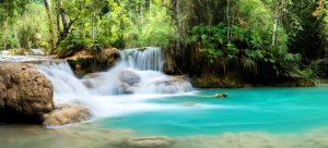 kaung si water fall