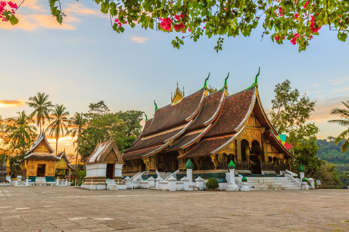 Wat Xieng Thong Luang Prabang - One of Laos' most ... |Wat Xieng Thong Luang Prabang