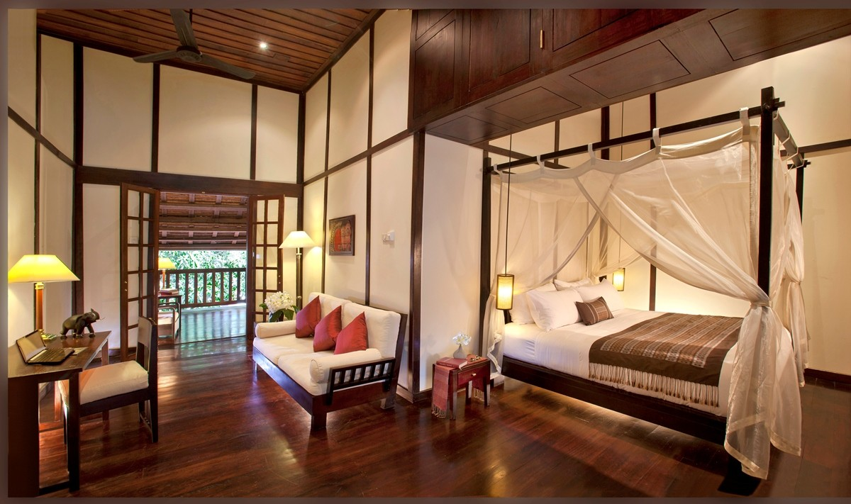 Luxury & Boutique Hotels Luang Prabang | Best Riverside