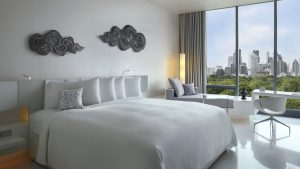 SO Comfy Metal Element Room Park View Bangkok - SO Sofitel Bangkok
