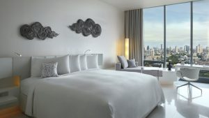 SO Cozy Metal Element Room City View Bangkok - SO Sofitel Bangkok