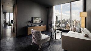 SO Lofty Water Element City View Suite Bangkok - SO Sofitel Bangkok