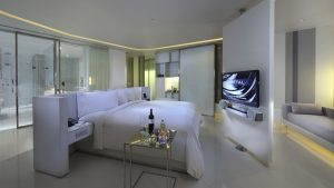 SO Studio Metal Element City View Suite Bangkok - SO Sofitel Bangkok