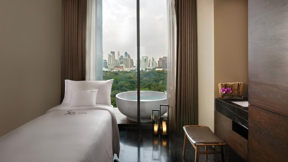 SO Spa Suite Spa Room