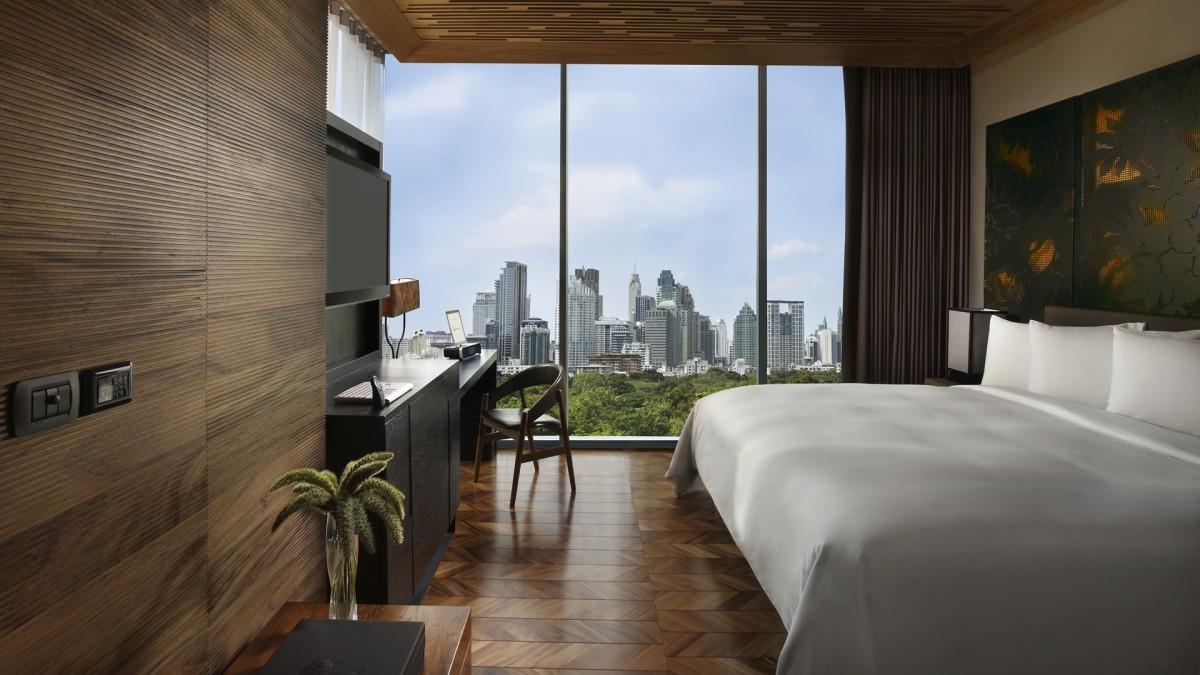 SO Spa Suite Bedroom