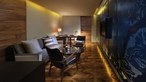 SO Suite Spa Wood Element Park View Suite Bangkok - SO Sofitel Bangkok
