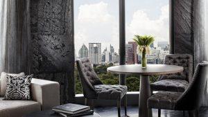 SO Suite Water Element Park View Suite Bangkok - SO Sofitel Bangkok
