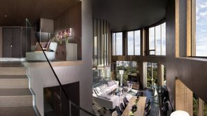 SO VIP Water Element Park View Suite Bangkok - SO Sofitel Bangkok