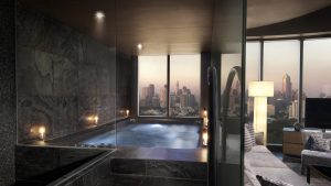 SO VIP Water Element Park View Suite Bangkok - SO Sofitel Bangkok