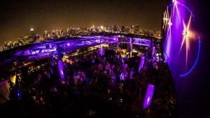 HI-SO Rooftop Bar Party & Event Bangkok - SO Sofitel Bangkok