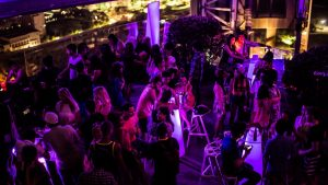 HI-SO Rooftop Bar Party & Event Bangkok - SO Sofitel Bangkok