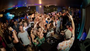 SO Pool Party Bangkok Best Pool Party Event - SO Sofitel Bangkok