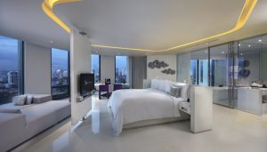 SO Lofty Metal Element Suite Bangkok - SO Sofitel Bangkok