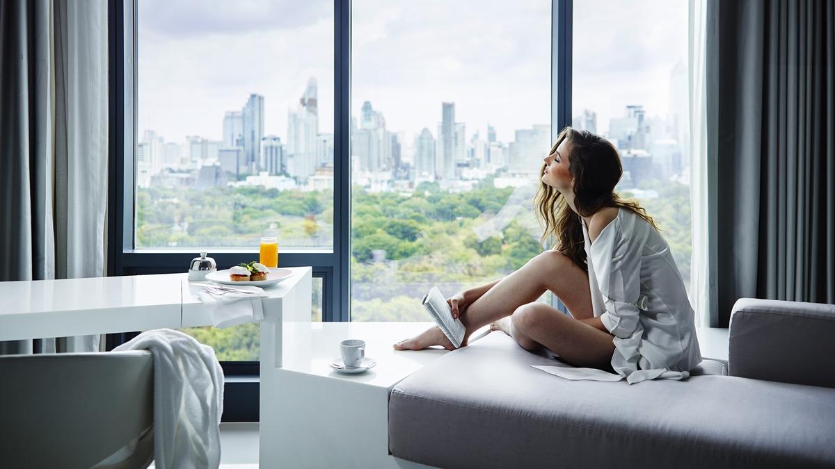 Bangkok Luxury Design Hotel Rooms & Suites | SO Sofitel Bangkok