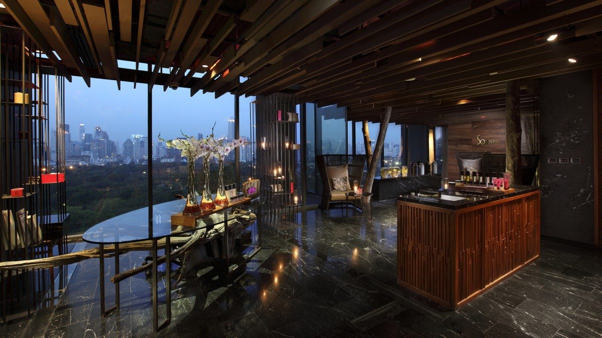 luxury spa bangkok