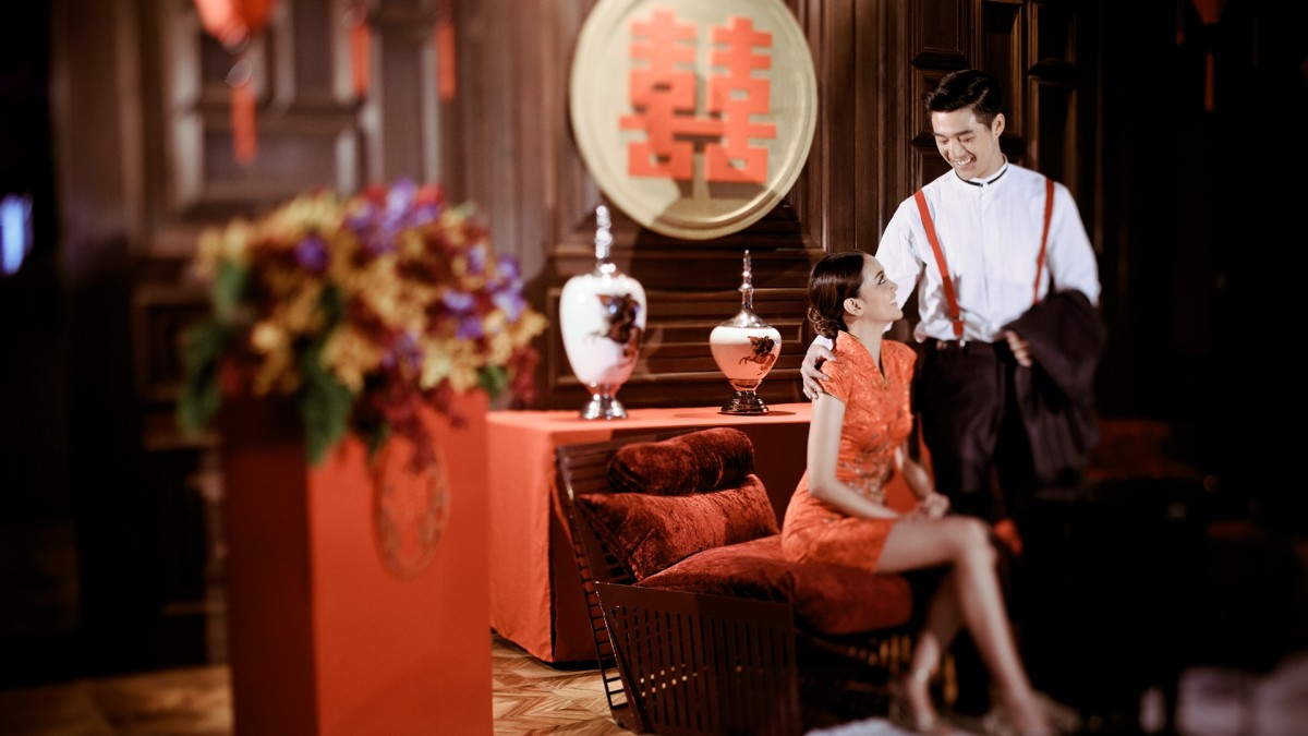 Chinese Tea Engagement Packages in Bangkok