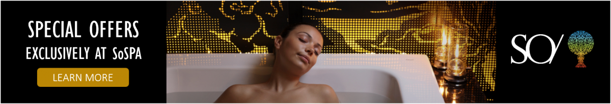 monthly promotion at SoSPA, Luxury Spa Bangkok