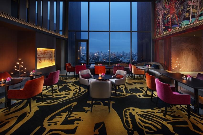 Hotel Club Lounge SO Club