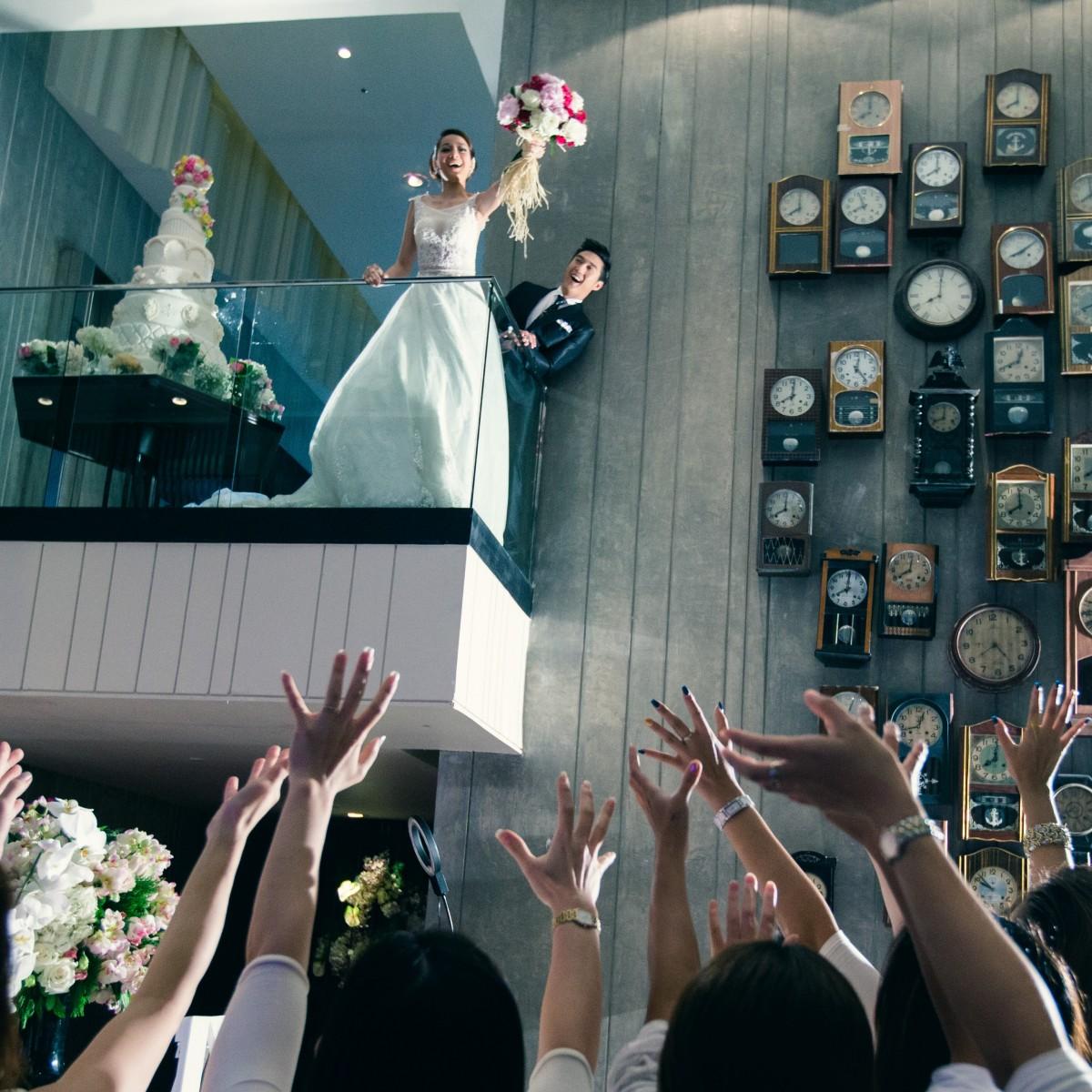 wedding fair at so