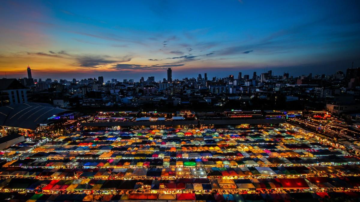 explore bangkok nightlife