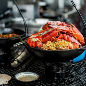 best buffet bangkok lobster