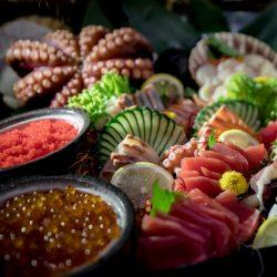 best buffet bangkok sashimi