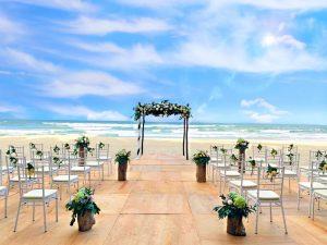 lễ cưới trong mơ