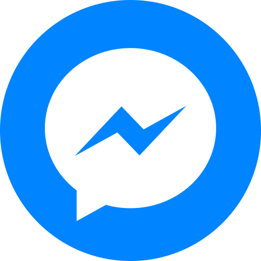 facebook messenger button