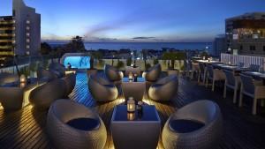 Sunset Lounge Rooftop Bar Pattaya