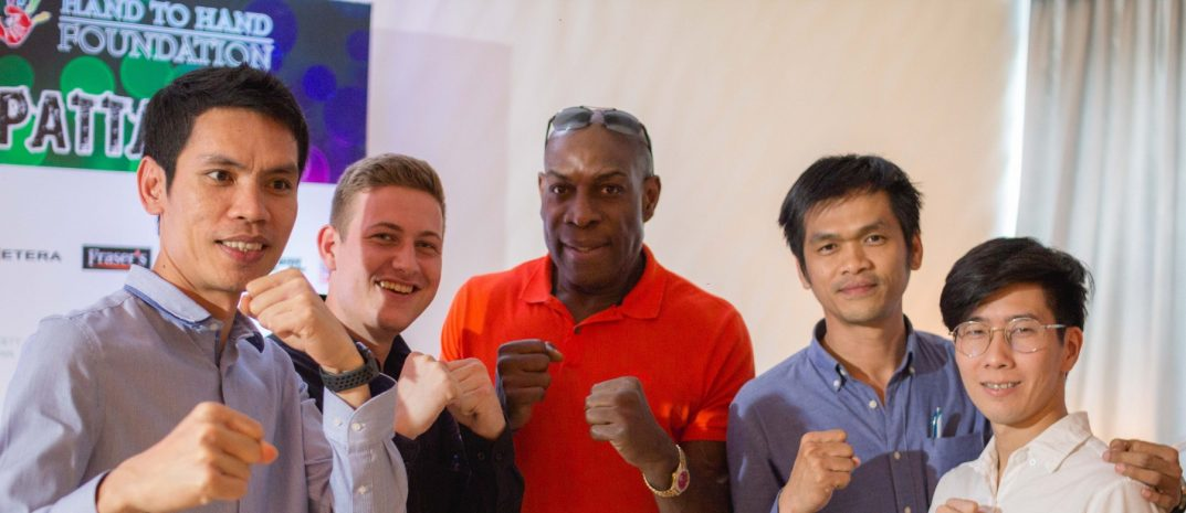 frank-bruno-visit-to-pattaya