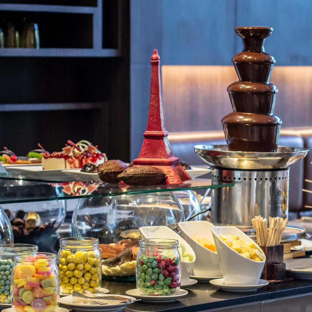 best hotel buffet in Bangkok