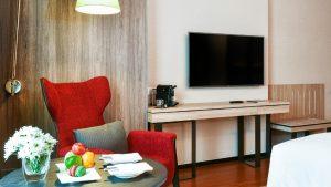 Bangkok City Hotel Executive Room
