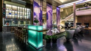 Bangkok City Hotel Lobby