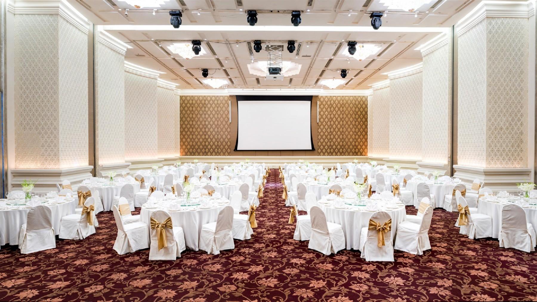 Bangkok Hotel Meeting Room | Pullman Bangkok King Power
