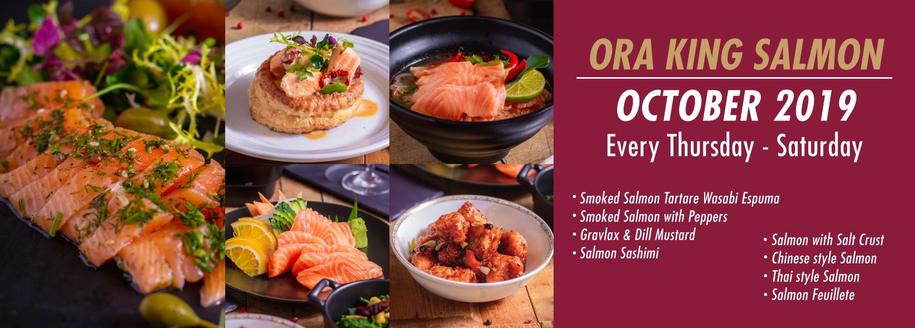 best seafood buffet in Bangkok
