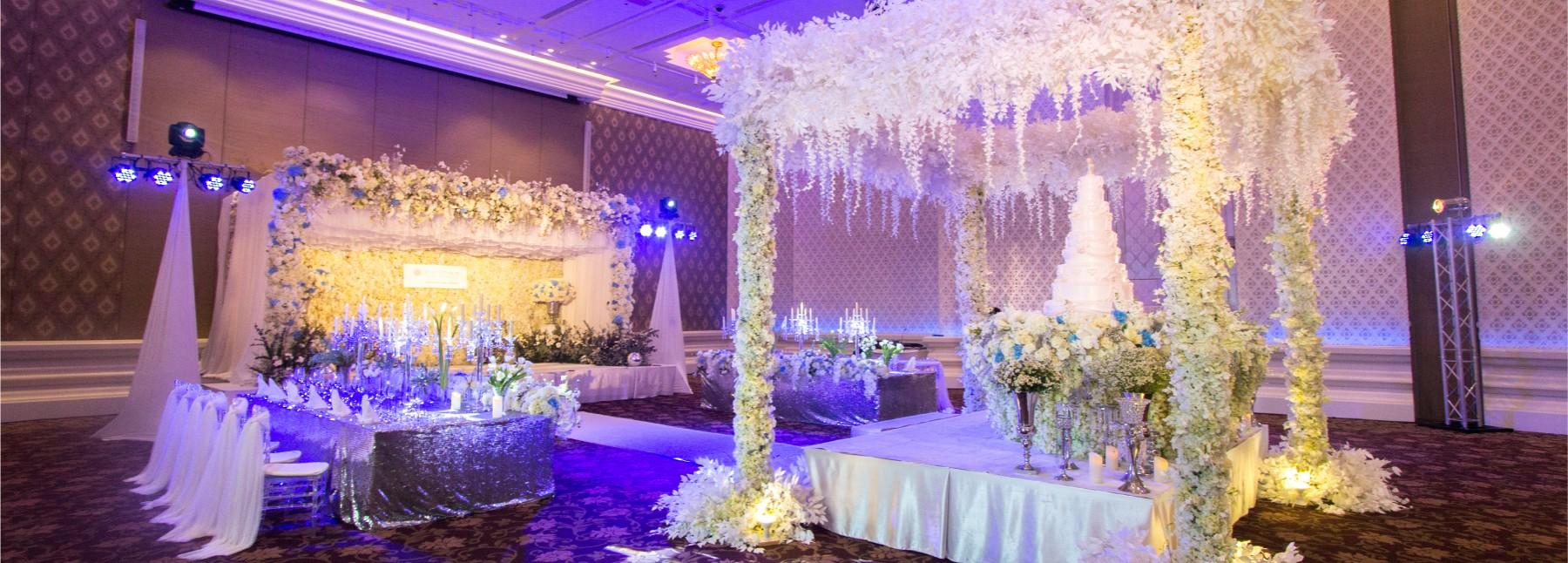 Bangkok hotel wedding packages pullman bangkok king power junglespirit Images