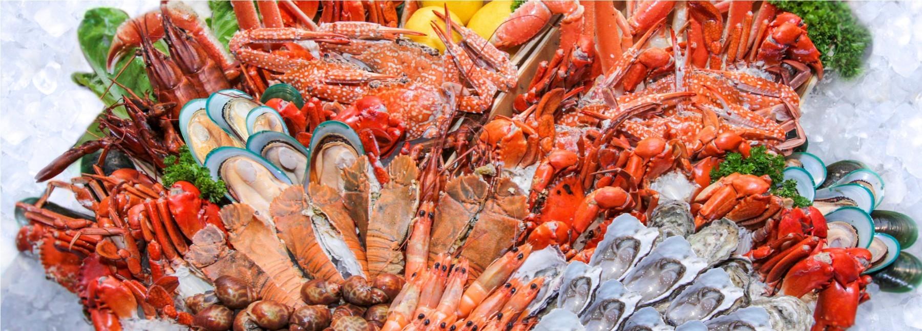 Seafood Buffet Promotion Pullman Bangkok King Power