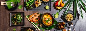 Thai restaurant in Bangkok